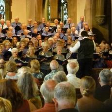 CSC in concert in Barnstaple Parish Church